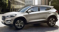 Un nouveau Tucson chez Hyundai