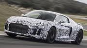 Exclu : on a testé la futur Audi R8 !