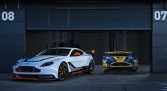 Aston Martin Vantage GT3, la série limitée radicale