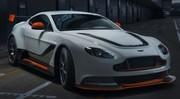Aston Martin Vantage GT3 : 600 ch, 100 kg de moins et 100 exemplaires