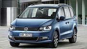 Volkswagen Sharan 2015 : Chirurgie minutieuse