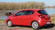 Essai nouvelle Opel Corsa Cosmo 1.0 Ecotec 115 ch