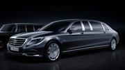 Mercedes-Maybach Pullman : Dé-me-su-rée