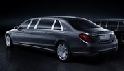 """Mercedes-Maybach Pullman 2016 : la limousine """"deutsch qualität"""""""