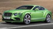 Bentley Continental GT, mises à jour