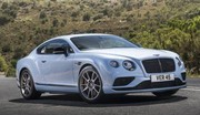 Bentley Continental GT 2015