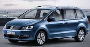 Volkswagen Sharan : nouveau à l'intérieur mais ça ne se voit pas à l'extérieur