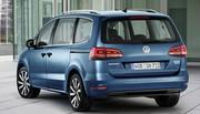 Volkswagen Sharan 2015 : léger restylage pour le monospace Volkswagen