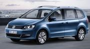 Salon Genève 2015 : Volkswagen Sharan, mise à jour technique