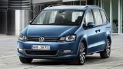 Volkswagen Sharan 2 restylé