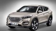 Hyundai Tucson : refonte complète