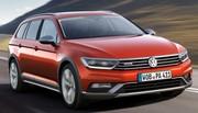 Volkswagen Passat Alltrack 2015 : Sur route et hors-piste