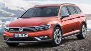 Volkswagen Passat Alltrack 2015 : infos et images officielles avant Genève
