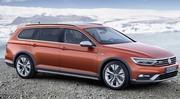 Volkswagen Passat 8 Alltrack 2015 : Elle poursuit l'aventure