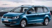 VW Sharan : Retravaillé et plus branché !