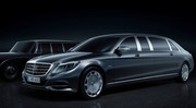 Mercedes S600 Pullman Maybach : Le SOMMET !