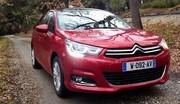 Essai Citroën C4 restylée : convaincante, mais pas éblouissante