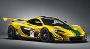 McLaren P1 GTR : une édition limitée pour Genève