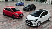 Toyota Yaris France : une nouvelle finition tricolore
