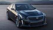 Cadillac dévoile l'ATS-V et la CTS-V