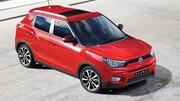 SsangYong Tivoli, nouveau SUV coréen