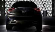 L'Infiniti QX30 Concept se découvre un peu plus avant Genève