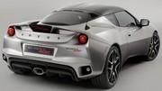 Lotus Evora 400 : remise en forme