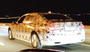 La BMW Série 7 se balade en France en camouflée