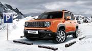Jeep Renegade Winter Edition : pour la France seulement !
