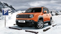 Jeep Renegade Winter Edition : pour la France seulement !