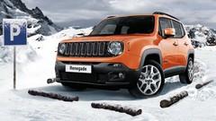Jeep Renegade Winter Edition : une série limitée à 200 exemplaires