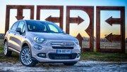 Essai Fiat 500X : plus si petit que ça !