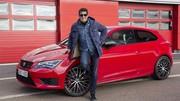 Essai Seat Leon Cupra Pack Performance par Soheil Ayari : tueuse de Mégane RS