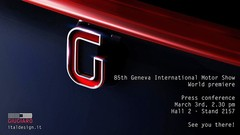 Genève 2015 : du neuf chez Italdesign Giugiaro