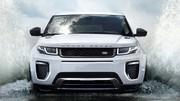 Range Rover Evoque restylé : Premier bain de foule