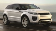 Range Rover Evoque 2015 : plus viril et plus sobre