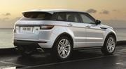 Range Rover Evoque restylée : recette améliorée