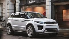Le Range Rover Evoque reçoit un léger restylage