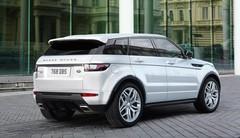Range Rover Evoque avec Diesel Ingenium