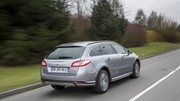 Essai Peugeot 508 RXH BlueHDi : bye bye l'hybride diesel !