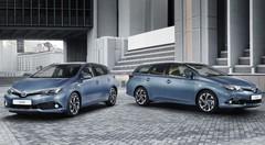 Toyota Auris, case facelift