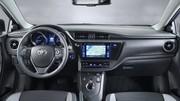 Toyota Auris (2015) : premières photos officielles