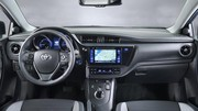 Toyota Auris restylée