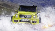 Mercedes G 500 4x4² Showcar, proche de la production