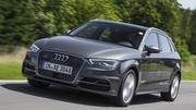 Essai Audi A3 Sportback e-tron : Vivement demain !