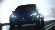 Nissan Sway : un aperçu de la nouvelle Micra ?