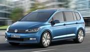 Volkswagen Touran (2015) : les photos du nouveau monospace Volkswagen