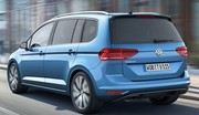 Volkswagen Touran, nouveau départ