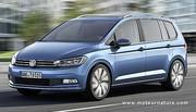 Volkswagen Touran : dans la continuité