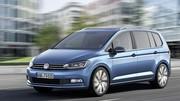 Le Volkswagen Touran passe aussi au lifting à Genève